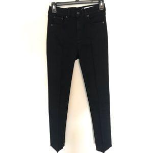 NWT Rag & Bone High Rise Manson Skinny Jeans